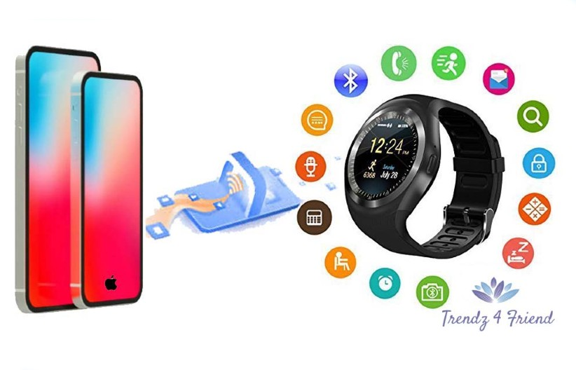 Smartwatches For Android Phone And IPhone