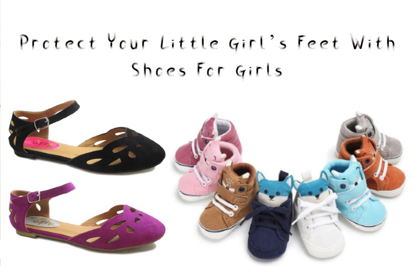 Protect Your Little Girl's Feet with Shoes For Girls