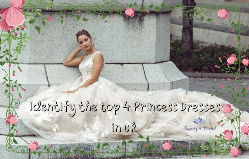 Top 4 Princess Dresses