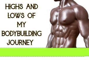Bodybuilding Journey