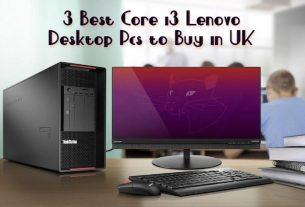 Lenovo Desktop PCs