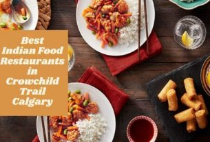 Best Indian Food Restaurants in Crowchild Trail Calgary