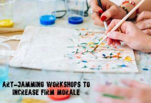 art jamming workshops