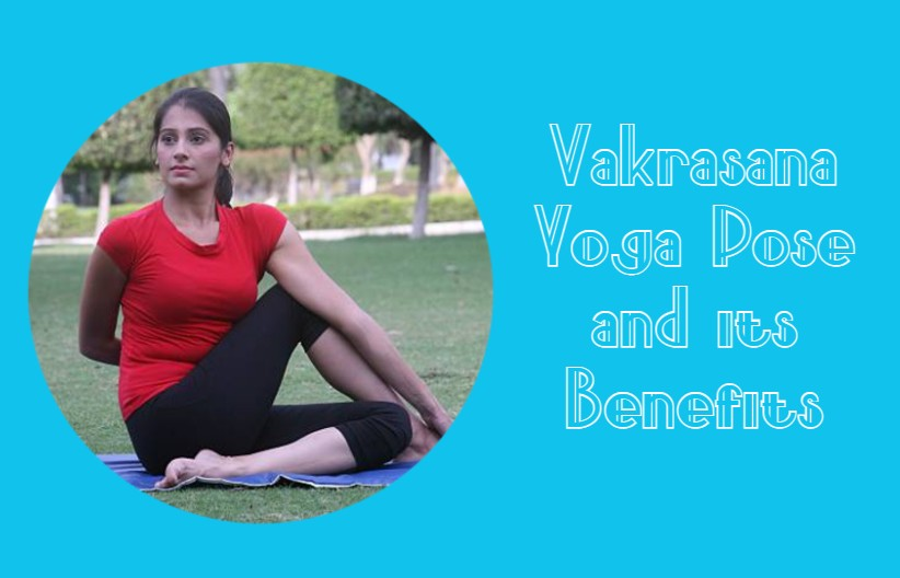 Vakrasana Yoga Pose