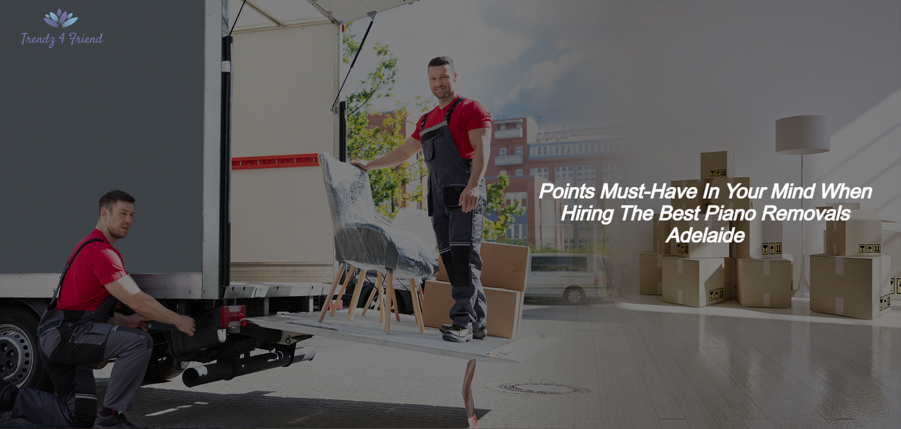 Hiring The Best Piano Removals Adelaide