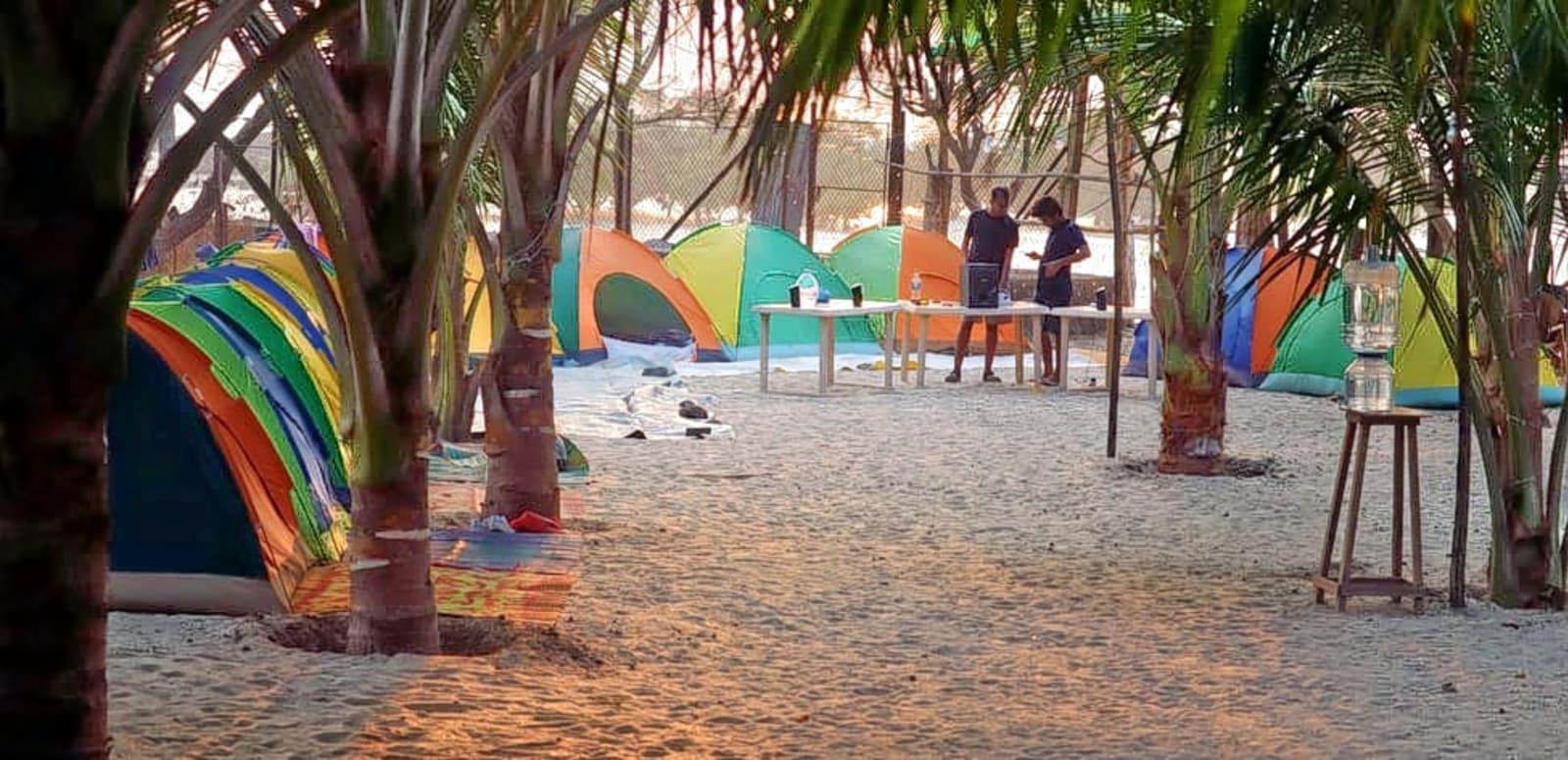 Alibaug Camping