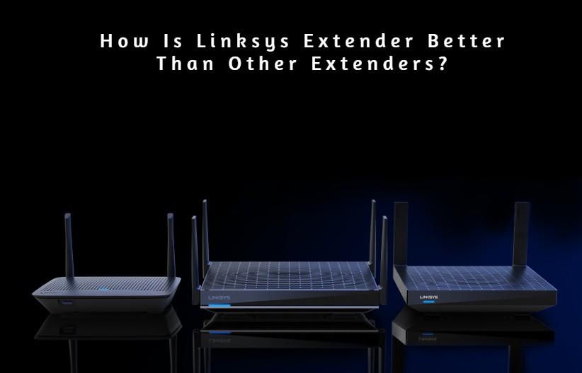 linksys extender