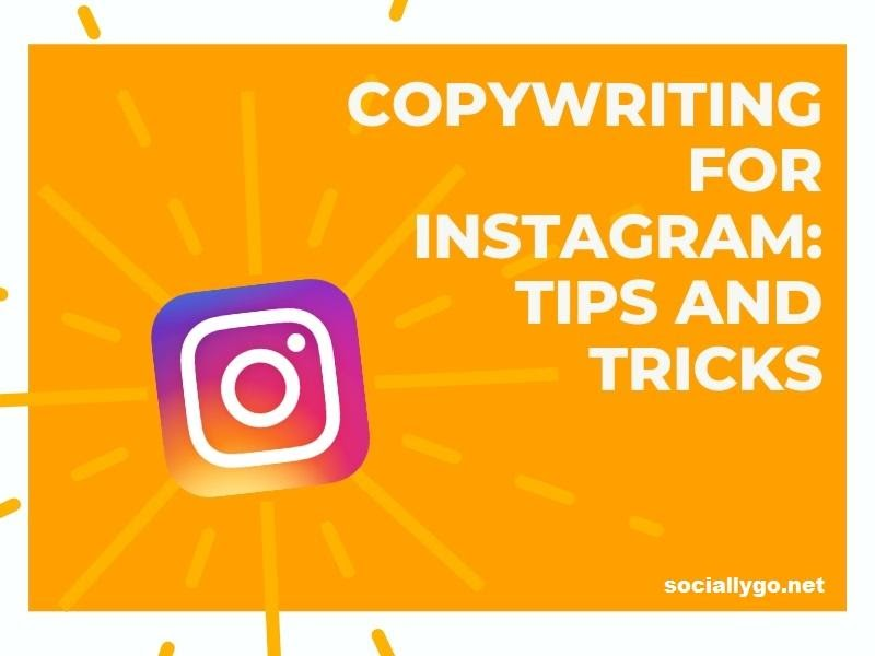 Copywriting On Instagram