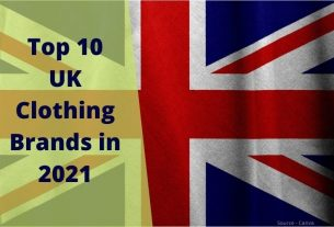 UK Clothing Brands in 2021