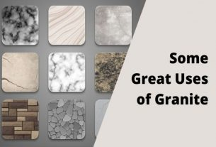 Some Great Uses of Granite