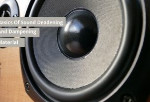 Basics of Sound Deadening and Dampening Material