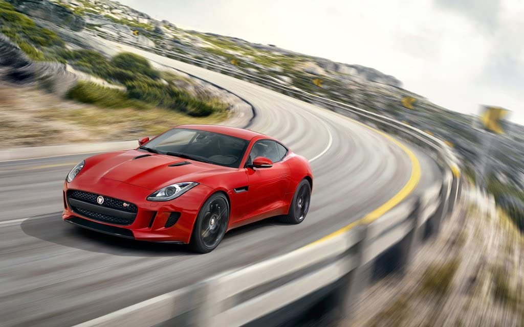 Jaguar F-Type R Model