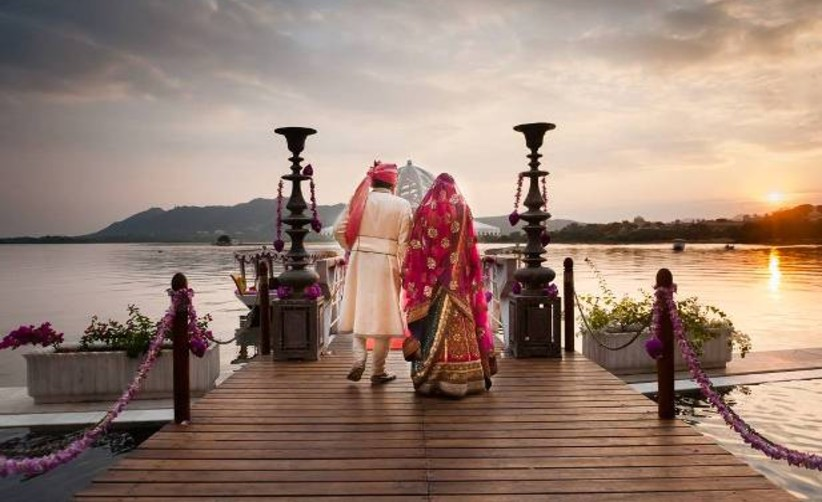 destination wedding in Udaipur.