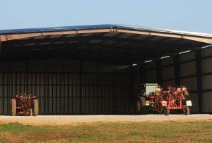 Metal Barns for Farmers