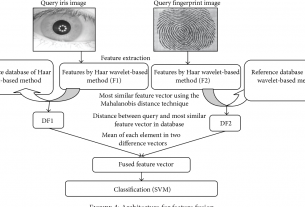 Novel Algorithm For Feature Level Fusion Using SVM Classifier For Multibiometrics-Based Person Identification