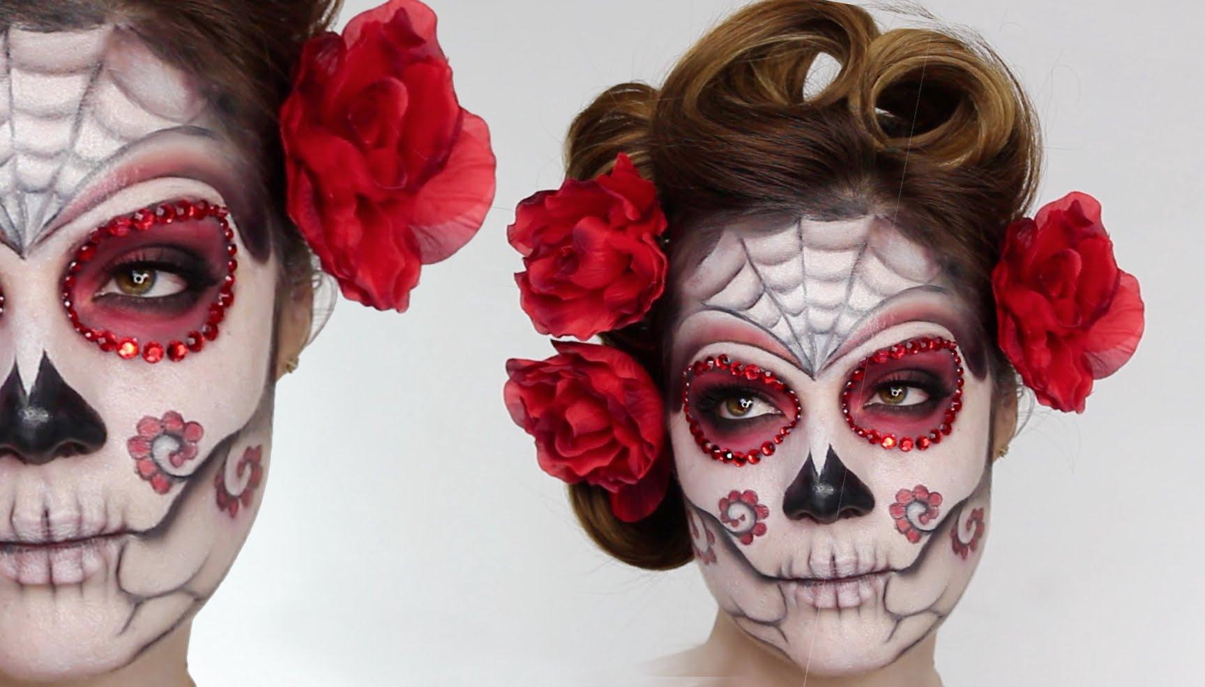 Halloween Face Paint & Makeup