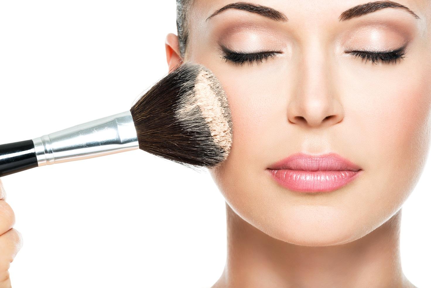 Women Wear Makeup