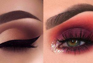 Eye Shadow And Makeup