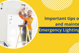 Emergency Lighting Solution